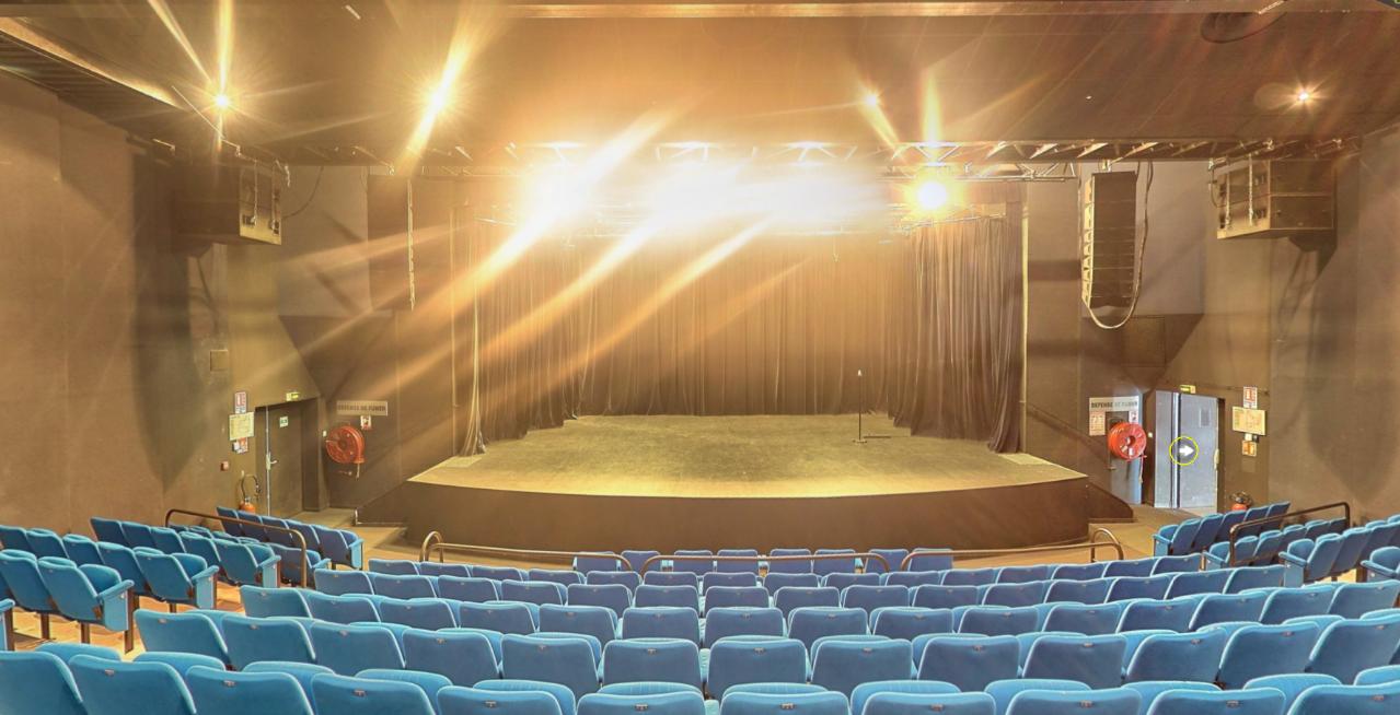 Salle Nougaro