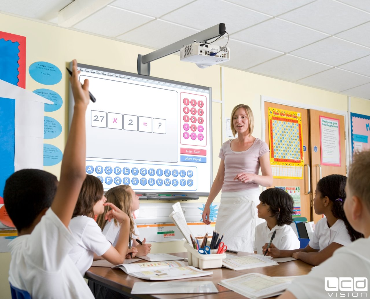 Salle de cours Education 3