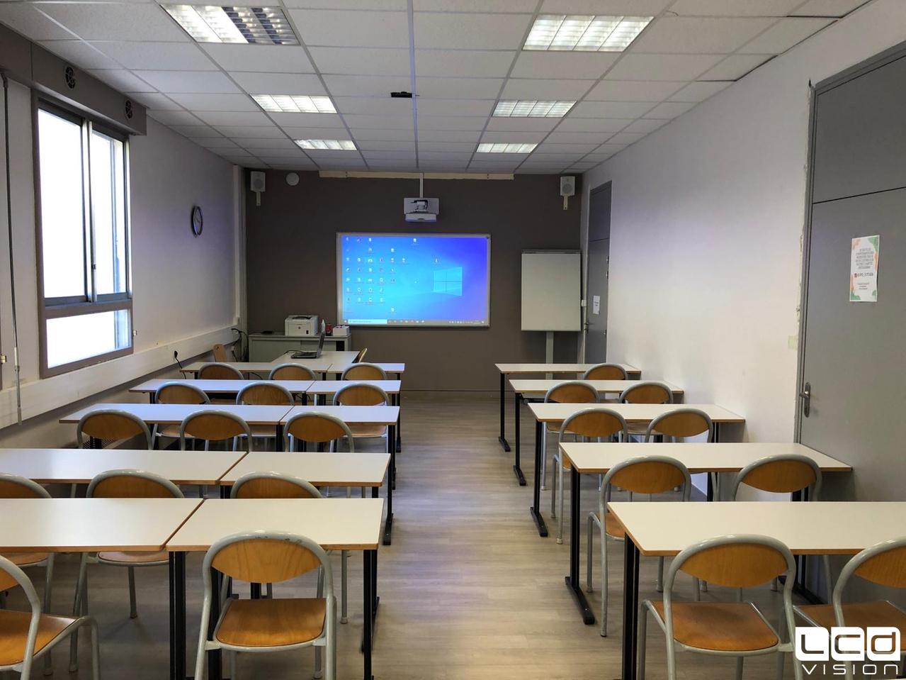 Salle de cours Education 1